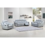 GU GRAY SOFA RECLINER