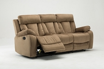 9760 - Beige Sofa Love ( Only Sofa)