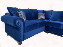 Blueshanal Sectional Custom Sofa