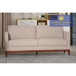 Fabric Sofa with Chair and Loveseat option (Available in Beige or Grey)