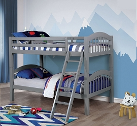 Wooden Bunk Bed frame- color option