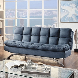 Blue Sofa Bef