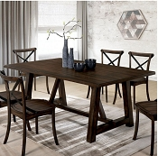 7 Pcs Saige Dining Table Set