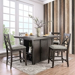 FAULKTON COUNTER Height Table Set