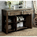 Collettet Traditional Rustic Oak Finish