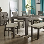CLARY DINING TABLE SET