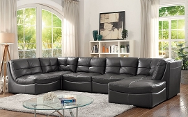 LIBBIE 6 PC. MODULAR SEATING SET