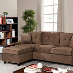 Brown Hakin Sectional