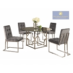 MODERN DINING SET (Out of Stock | Restock ETA: 10/30/20)