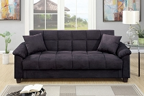 Futon Adjustable Sofa