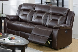 Dark Brown Sofa Recliner