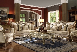 Traditional Sofa HD-04