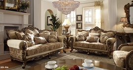 Traditional Sofa HD-506