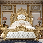 Rococo Collection Bed Frame