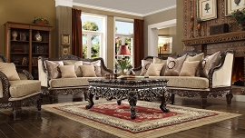 Traditional Sofa HD-914