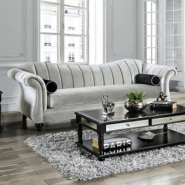 Marvin Sofa - silver grey