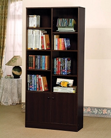 Espresso Finish Book Shelf