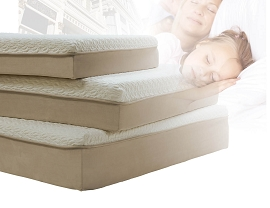 Gel Memory Foam Mattresses  12