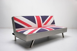 British Flag Sofa Bed