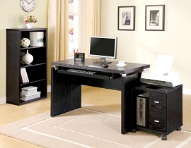 Black Finish Desk ( temporarily out of stock )