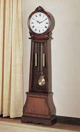 Cherry Finish Grand Father Clock