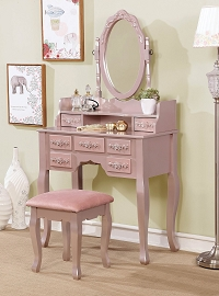 Harriet Vanity W/ Stool