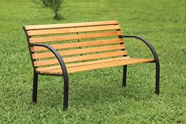 Patio Bench OUT OF STOCK TILL 08/09/20