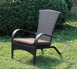 Outdoor Brown Chair