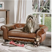 Leather Sofa Doggy Sofa