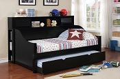 Cottage Style Day bed- with Bookcase option