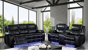 Power Recliners Breathable Leatherette