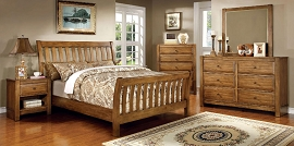 Queen Solid Bed Frame