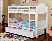 Denise Twin/Twin Bunk Bed-color option