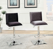 Contemporary Style Swivel Bar Stool