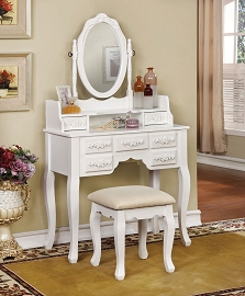 Harriet Vanity With Stool