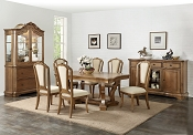 7 Pcs Formal Dining Set