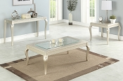 Coffee Table - White or Silver