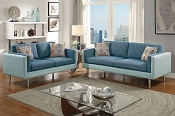 2 Pcs Modern Sofa Set- color option