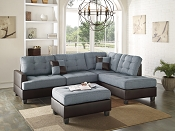 3 Pcs Sectional- Color option