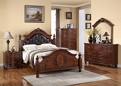 Traditional Style Bedframe