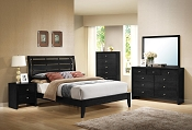 Low Footboard Wooden Bed Frame