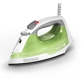 BLACK+DECKER Easy Steam Compact Clothing Iron, Green Steam Iron