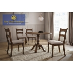 ALICE TRANSITIONAL 5 PCS DINING SET/  Out of Stock | Restock ETA: 03/15/21