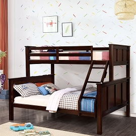 XL Twin and Queen Gracie Bunk Bed