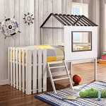 Bobbie Twin Bunk Bed