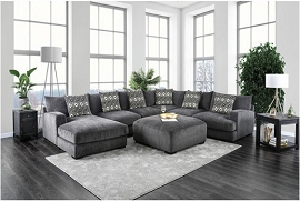 Kayleel U-Shaped Design Sectional
