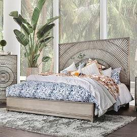 Kamalah Bed Frame (Out of Stock) Call Store for ETA