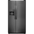 25.5 Cu. Ft. Black Stainless Steel