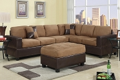Large Sectional Sofa Set-color option