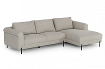 Divani Casa Hello - Modern Sectional Sofa w Right Facing Chaise